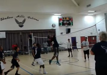 Shadow Hills vs. David McMillan Volleyball