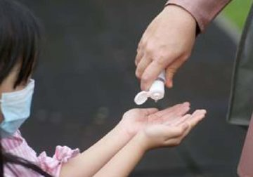 Hand Sanitizers: Keep Children Safe from Poisoning Risk